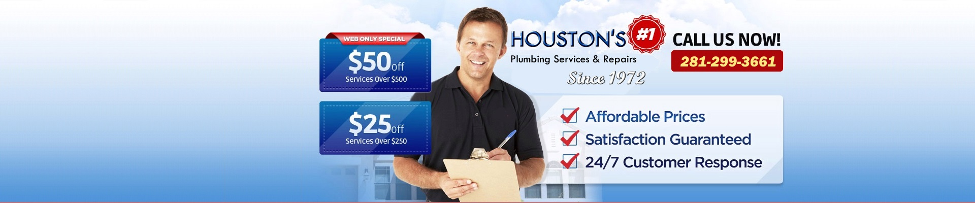 Houston Plumbing Services