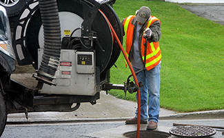 sewer cleaning in houston tx