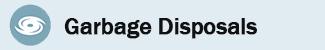 garbage disposals