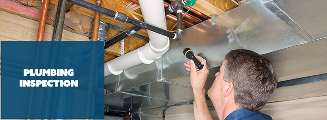 plumbing inspection in houston tx
